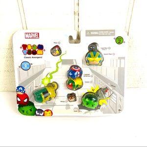 Disney Tsum Tsum Marvel Classic Avengers